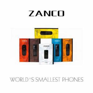 Zanco Mini Phones